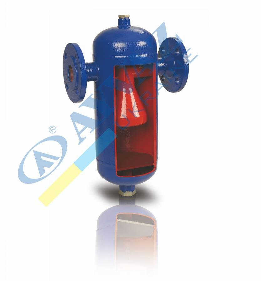 Сепаратор пари (фланцевий) SPR-16