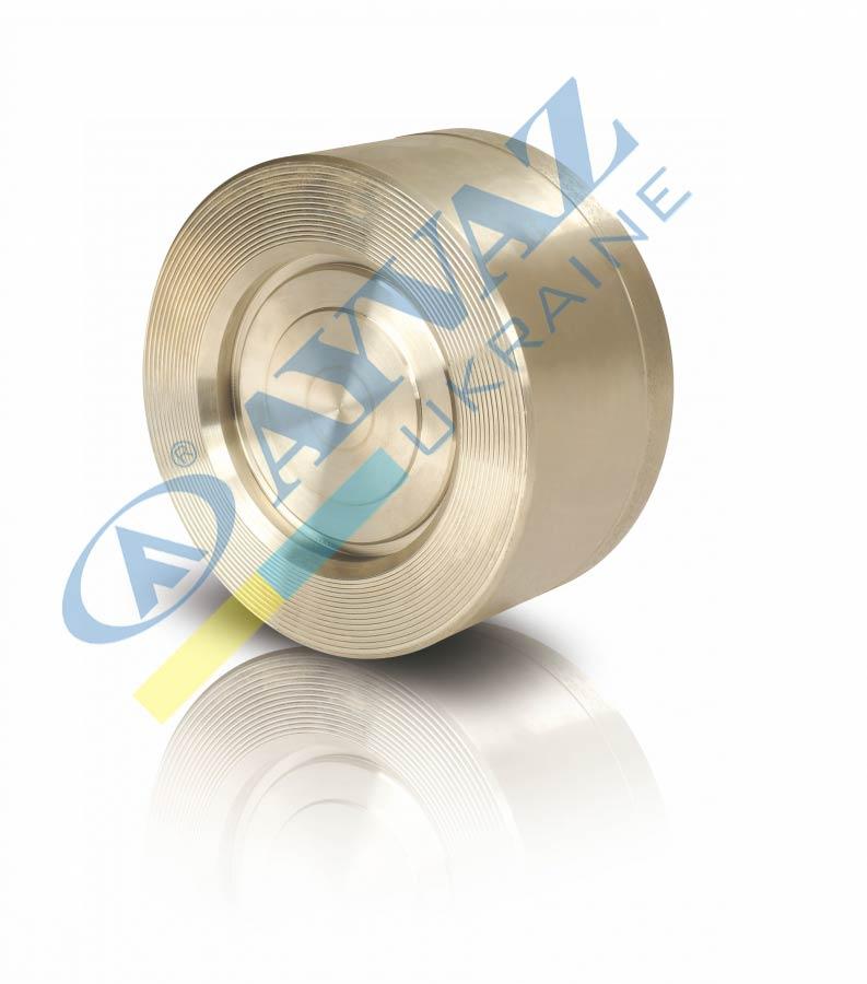 Клапан обратный межфланцевый CV-10 S1