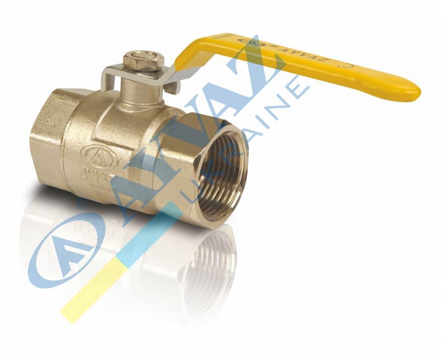 Кран шаровой муфтовый для газа BН DK -107