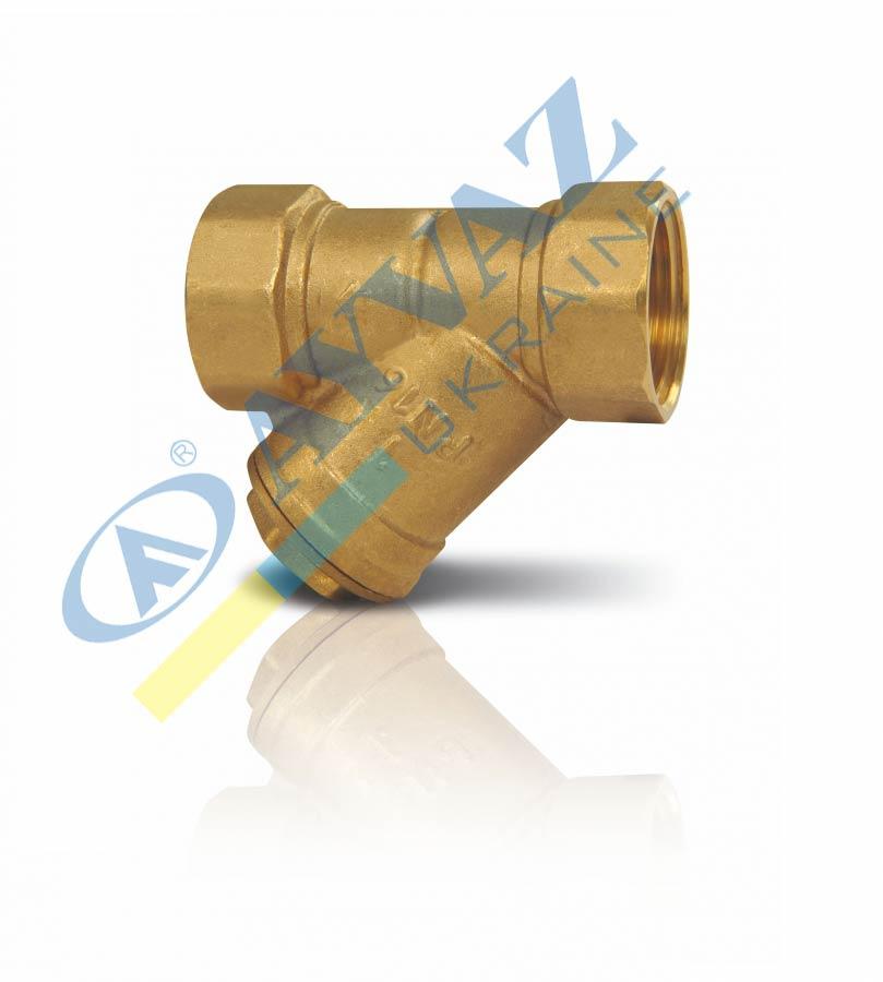 Фільтр муфтовий для води YS-600