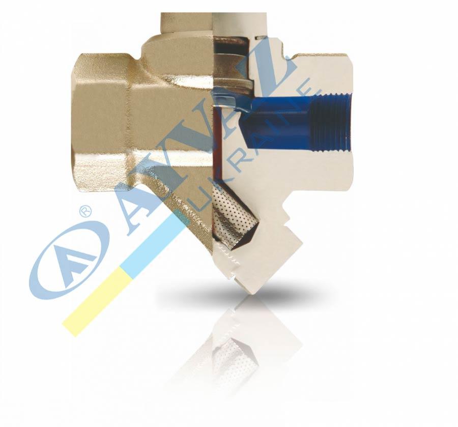 Конденсатоотводчик Термодинамический (муфтовый) TDK-45