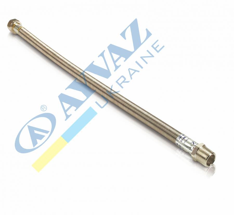 Шланг для газу н/ж Gas-Flex 20-400см