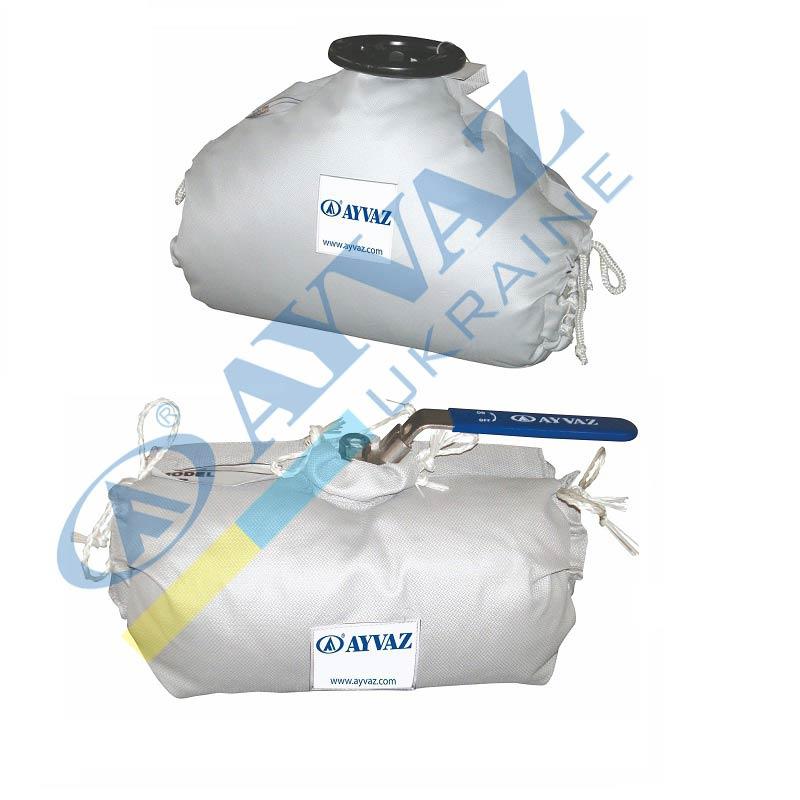 Термоізоляційні чохли для запірної арматури