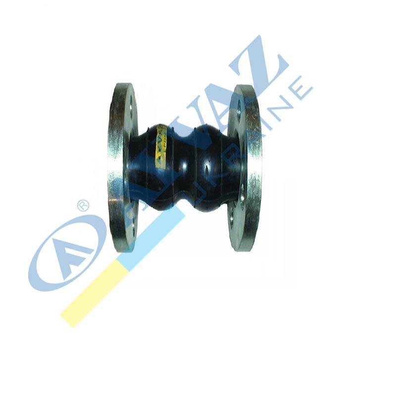 Компенсатор гумовий фланцевий двошаровий