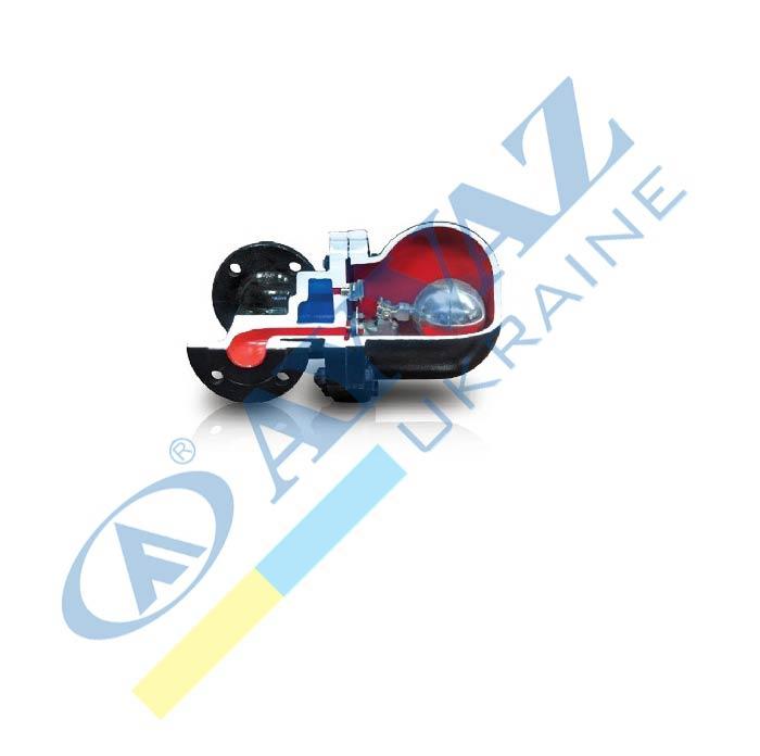 Конденсатовідвідник Поплавковий (фланцевий) SK-80