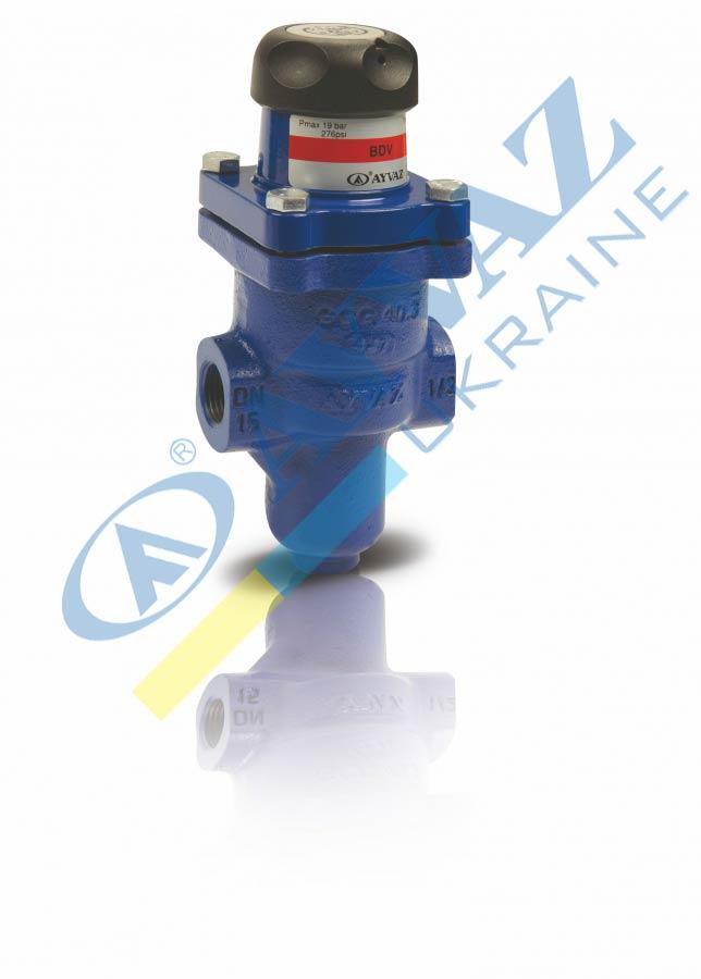 Редукційний клапан BDV-25