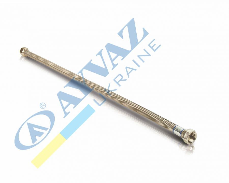 Шланг для води н/ж AquaFlex 20-200см