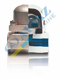 Конденсатоотводчик Термостатический (муфтовый) трехкапсульный  TKK-3