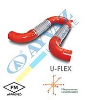 Соединительный элемент U-Flex (пазовый)