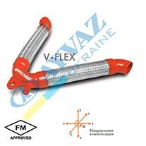 Соединительный элемент V-Flex (пазовый)