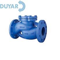 Клапан обратный пружинный (фланцевый) DUYAR