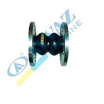 Компенсатор резиновый фланцевый двухшаровой (вибровставка)