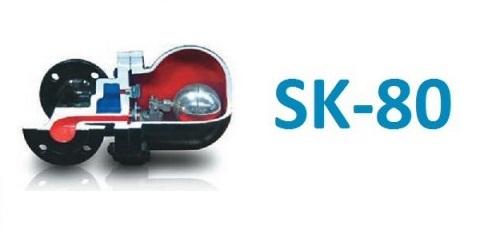 Новий конденсатовідвідник AYVAZ SK-80 - запорука надійності парових систем