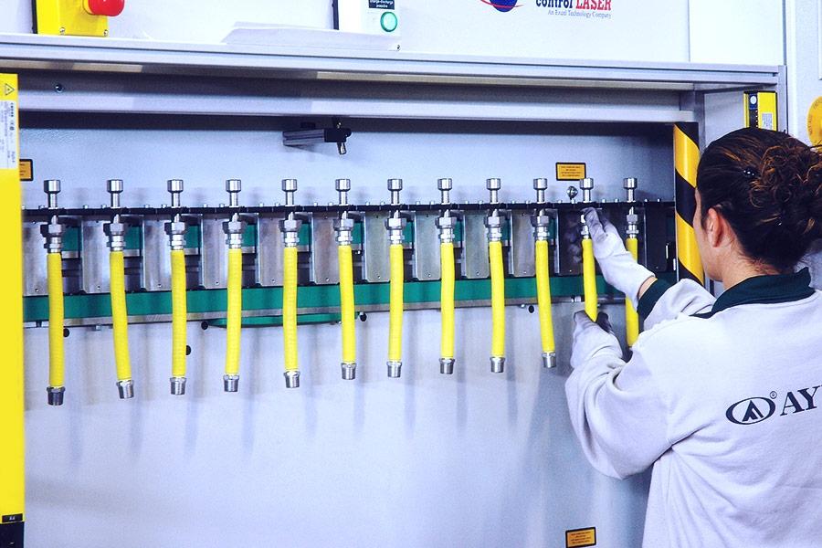 Виробництво шлангів