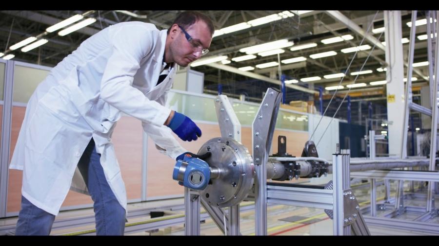 Технология поверки измерительного оборудования (уровнемеров)