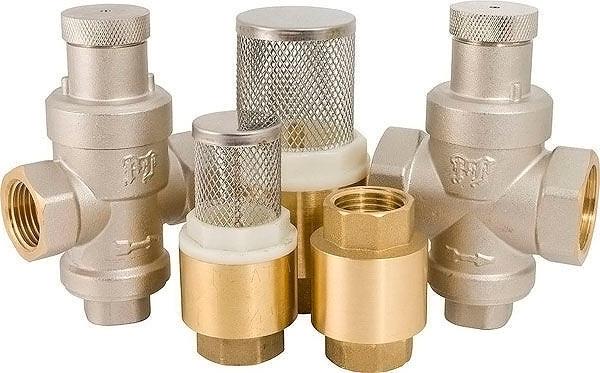 Обратный клапан для воды: назначение, применение, принцип работы