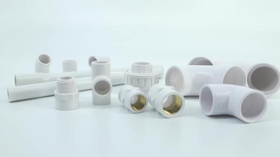 Водопроводная арматура из пластика