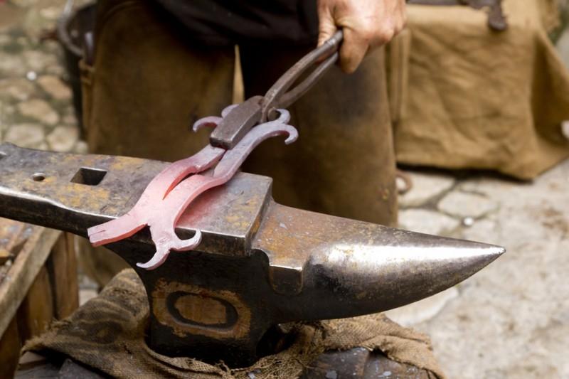 Изготовление металлопроката в старину