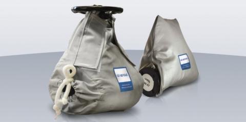Термоизоляционные чехлы для трубопроводной арматуры