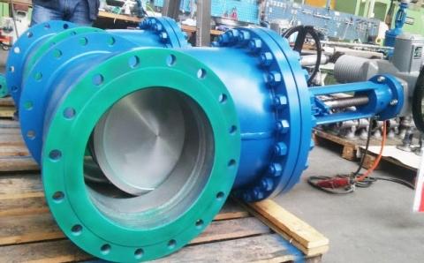 Испытание трубопроводной арматуры