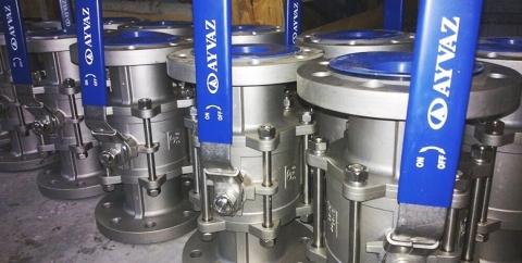Изготовление трубопроводной арматуры