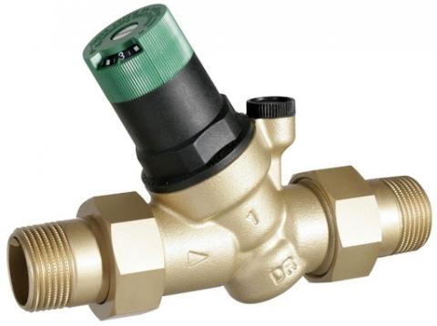 Клапан регулирующий давление воды