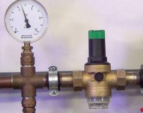 Проблема нестабильного давления в централизованном водоснабжении